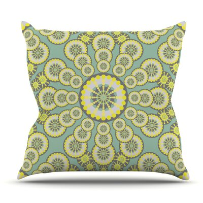 Equinox by Miranda Mol Outdoor Throw Pillow