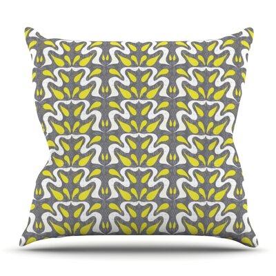 Cascade by Miranda Mol Outdoor Throw Pillow