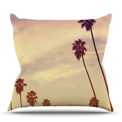 Endless Summer by Catherine McDonald Outdoor Throw Pillow
