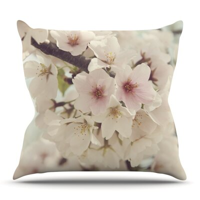 Divinity by Catherine McDonald Outdoor Throw Pillow