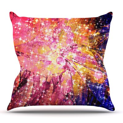 Out There by Ebi Emporium Outdoor Throw Pillow