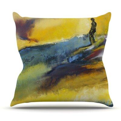Sano by Josh Serafin Outdoor Throw Pillow