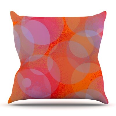 Six by Marianna Tankelevich Outdoor Throw Pillow