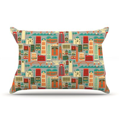 My Fair Milwaukee by Allison Beilke City Cotton Pillow Sham