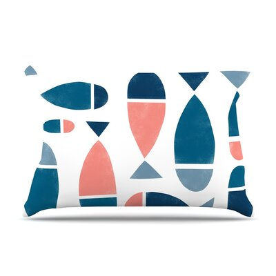 Fish by Alik Arzoumanian Cotton Pillow Sham