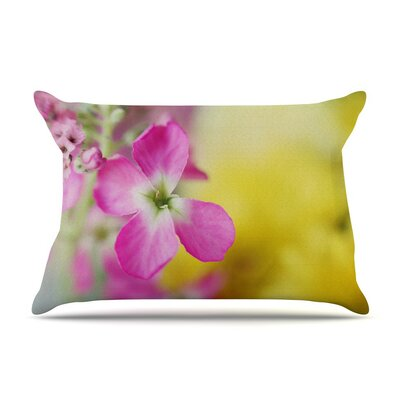 Lucky One by Beth Engel Floral Photography Featherweight Pillow Sham
