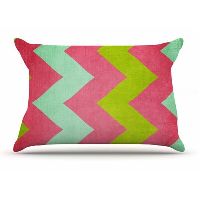 Cocktails with Lilly by Catherine McDonald Featherweight Pillow Sham