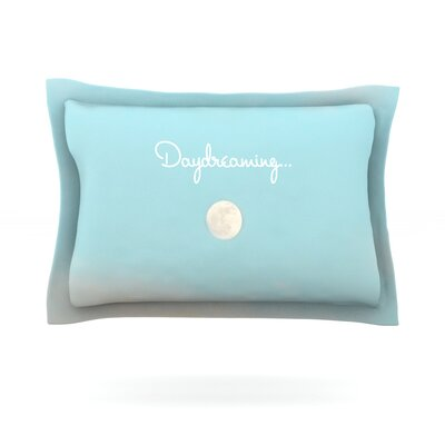 Day Dreaming by Beth Engel Sky Clouds Cotton Pillow Sham