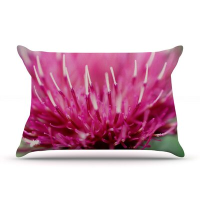 Frosted Tips by Beth Engel Cotton Pillow Sham