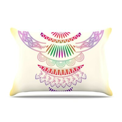 Decorative Ornament by Famenxt Cotton Pillow Sham