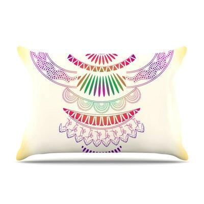 Decorative Ornament by Famenxt Cotton Pillow Sham