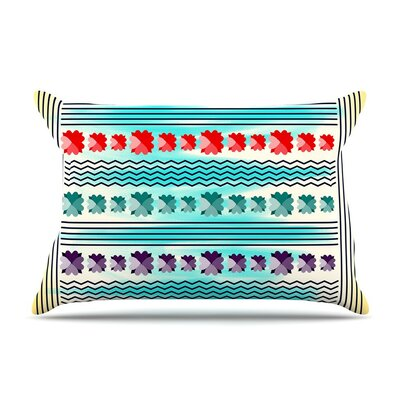 Love by Famenxt Cotton Pillow Sham