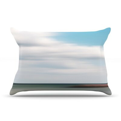June Beach by Iris Lehnhardt Cotton Pillow Sham