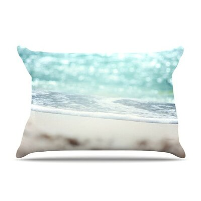 Serenity by Beth Engel Cotton Pillow Sham