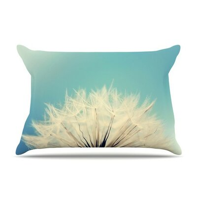 Shes a Firecracker by Beth Engel Cotton Pillow Sham