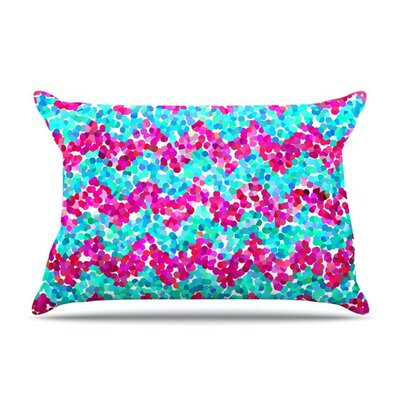 Scattered by Beth Engel Cotton Pillow Sham