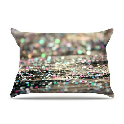 After Party by Beth Engel Cotton Pillow Sham