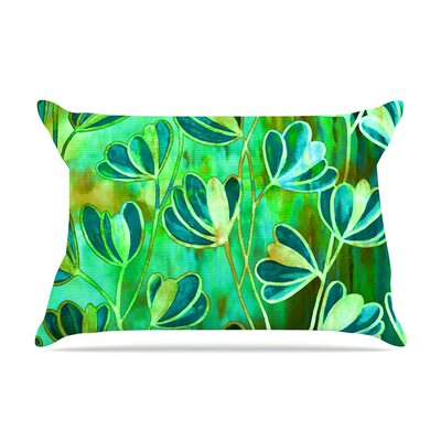 Effloresence by Ebi Emporium Cotton Pillow Sham