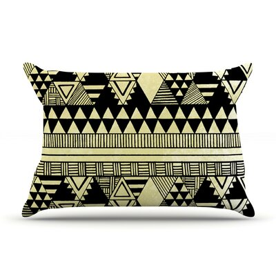 Ethnic Chic by Louise Machado Tan Featherweight Pillow Sham