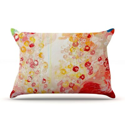 Summer Days by Ebi Emporium Tan Featherweight Pillow Sham