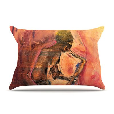 Catch the Wind by Josh Serafin Cotton Pillow Sham