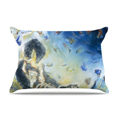 Riders on the Storm by Josh Serafin Piano Player Featherweight Pillow Sham