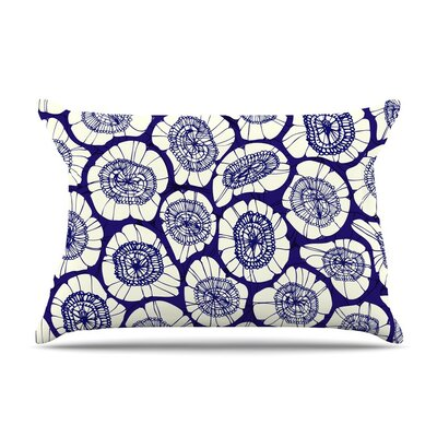 Bahar by Anchobee Cotton Pillow Sham