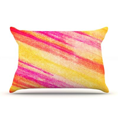 All That Jazz by Ebi Emporium Cotton Pillow Sham