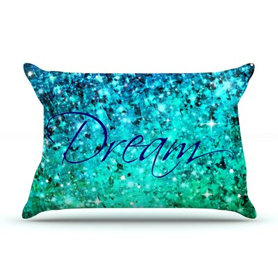 Dream by Ebi Emporium Cotton Pillow Sham