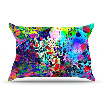 Jungle Fever by Ebi Emporium Cotton Pillow Sham
