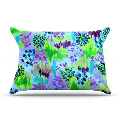 Lagoon Love by Ebi Emporium Lavender Featherweight Pillow Sham