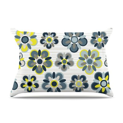 Folksy by Jolene Heckman Yellow Featherweight Pillow Sham
