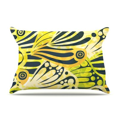 Papalote by Anchobee Cotton Pillow Sham