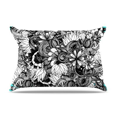 Blumen by Anchobee Cotton Pillow Sham