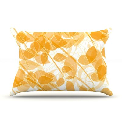 Summer by Anchobee Cotton Pillow Sham