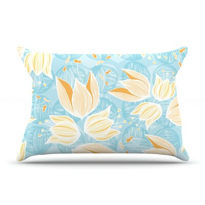 Giallo by Anchobee Cotton Pillow Sham