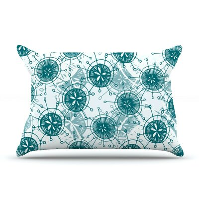 Satellite by Anchobee Cotton Pillow Sham