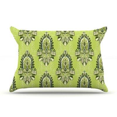 Deco Flourish by Holly Helgeson Cotton Pillow Sham