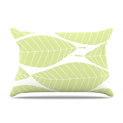 Hojitas by Anchobee Cotton Pillow Sham