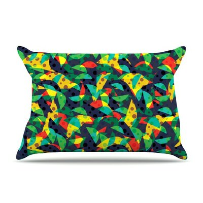 Fruit and Fun by Akwaflorell Featherweight Pillow Sham