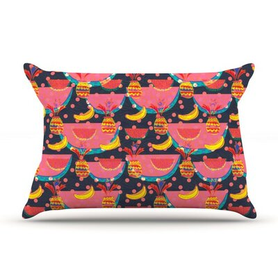 Yummy by Akwaflorell Cotton Pillow Sham