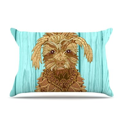 Gatsby the Great by Art Love Passion Dog Featherweight Pillow Sham