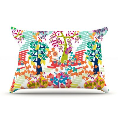 Fruit of the Earth by Agnes Schugardt Nature Cotton Pillow Sham