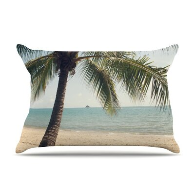 Tropic of Capricorn by Catherine McDonald Ocean Photography Featherweight Pillow Sham