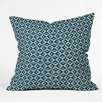 Khristian A Howell Nina Outdoor Throw Pillow Size: 18 H x 18 W x 5 D