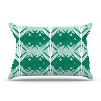 Diamond by Alison Coxon Featherweight Pillow Sham,