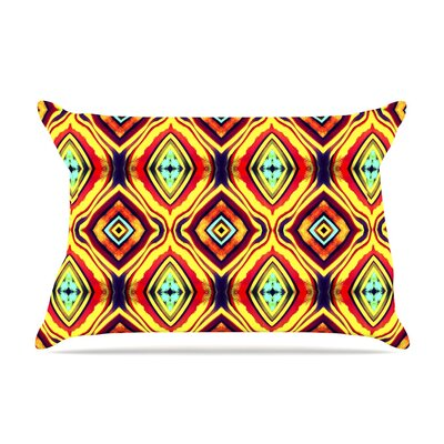 Diamond Light by Anne LaBrie Cotton Pillow Sham