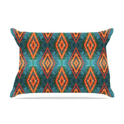 Diamond Sea by Anne LaBrie Featherweight Pillow Sham