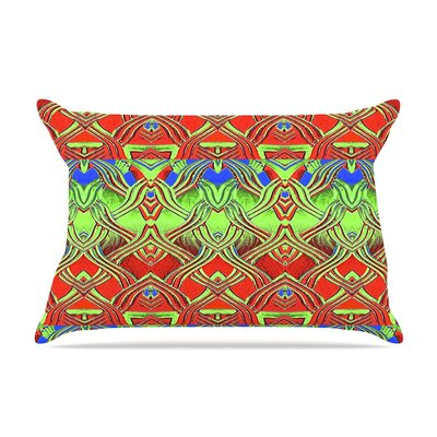 Mystic Flow by Anne LaBrie Cotton Pillow Sham