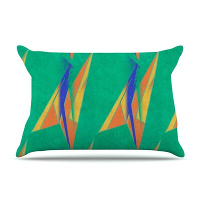 Deco Art by Alison Coxon Cotton Pillow Sham